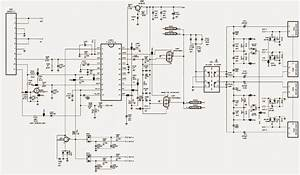 Schematic Diagrams  Lg Flatron W1942s Lcd Monitor