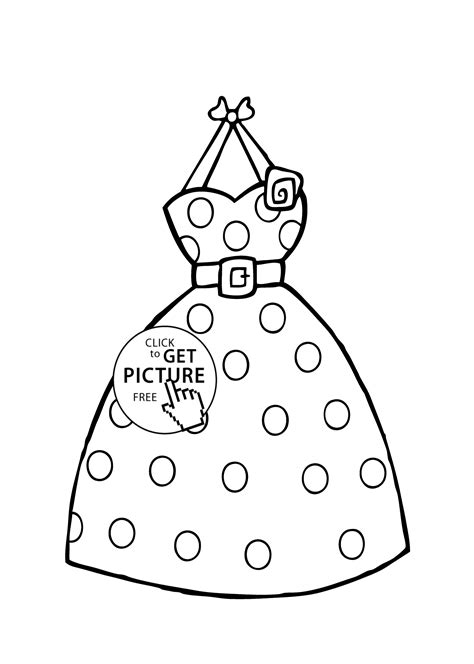 Anime Dress Coloring Pages Coloring Pages