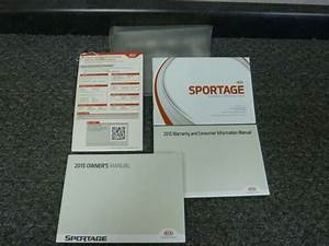 2015 Kia Sportage Owner Owner U0026 39 S Manual User Guide Lx Ex Sx