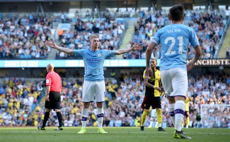 How Manchester City abused Watford at Etihad Stadium ...
