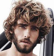 2018 Hairstyles Men Curly Hair