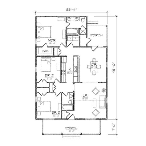 what is a bungalow house plan home design single open floor plans small bungalow