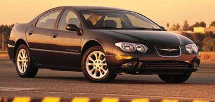 1999 Chrysler 300m Mpg by 1999 Car Of The Year Winner 1999 Chrysler 300m Motor Trend