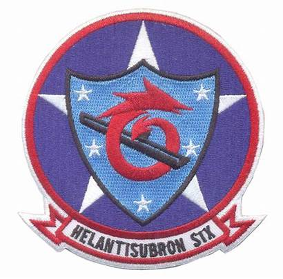 Squadron Navy Hs Indians Patch Patches