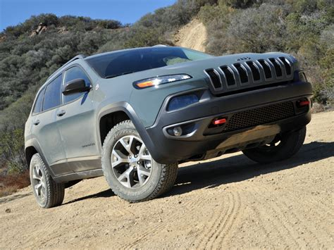 jeep cherokee review  quick spin autobytelcom