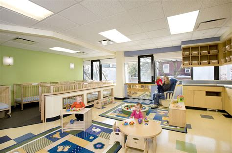 kaplan construction completes child care center for bright 721 | Bright Horizons Interior