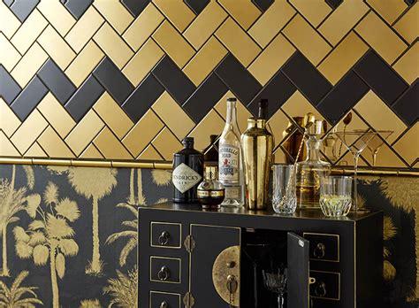 art deco style  english home