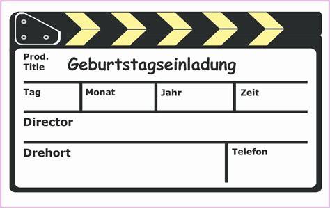kino einladungskarten zum ausdrucken genial