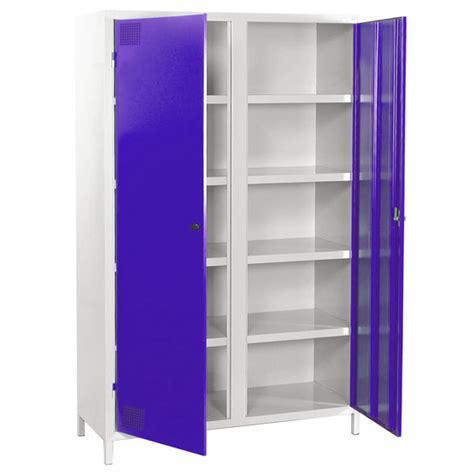armoire de rangement m 233 tallique monobloc