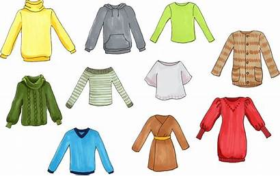 Clothing Tops Clipart Svg