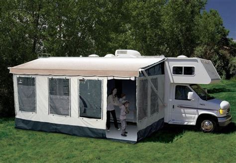 Motorhome Porch Awning by Rv Awning Screen Room 20 21 Patio Screened Porch