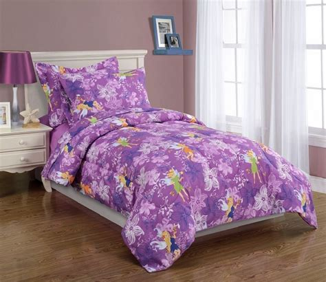 girls kids bedding twin sheet set fairies