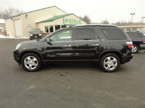 purchase   gmc acadia slt    ohio pike