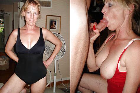 Before/After Amateur Mature Blowjobs 3 - PornHugo.Com