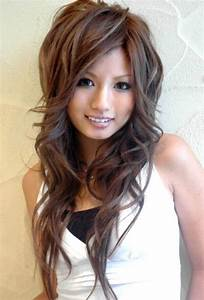 Cute Asian Hairstyles for Girls: High Volume & Large Waves ...