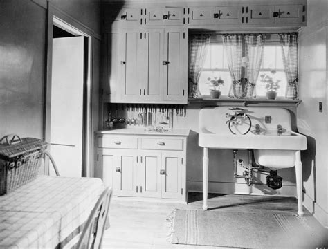 Laundry Room Sink With Drainboard by 16 Vintage Kohler Kitchens And An Important Kitchen