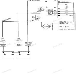 24 Volt Wiring by Motorguide 24 Volt Trolling Motor Wiring Diagram Free