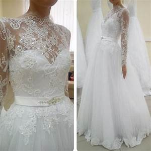 dress long sleeve lace dress long sleeve lace dresses With lace sparkle wedding dress