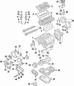 genuine oem vw cylinder heads realvwparts With 20062009 volkswagen rabbit engine variable timing oil control valve