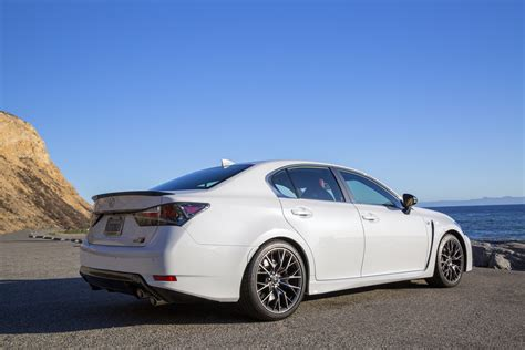 gsf lexus white 2016 gs f product information base price 85 380