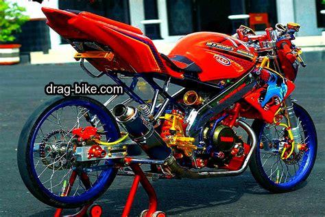 Motor Modifikasi Keren by 51 Foto Gambar Modifikasi Motor Vixion Keren Terbaik