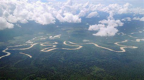 sungai kapuas kalimantan barat sungai terpanjang