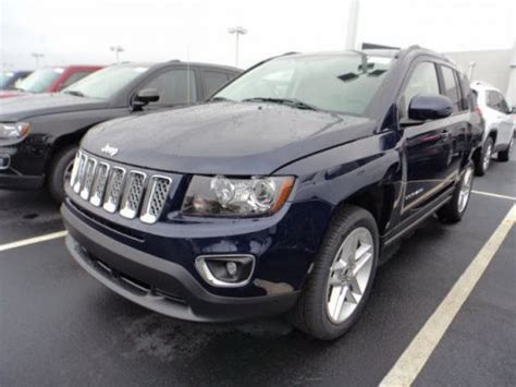 Sell New 2014 Jeep Compass Limited In 4486 Kings Water