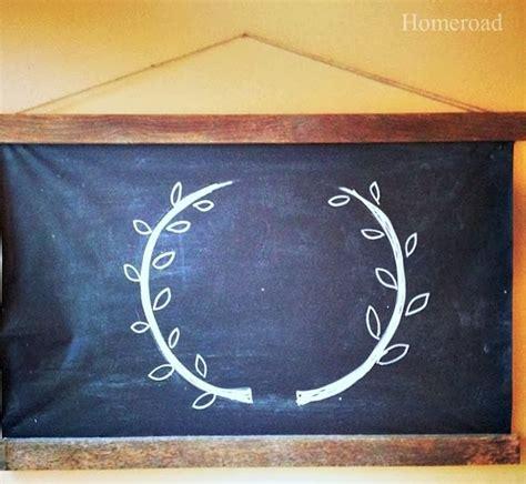 vintage ruler chalkboards homeroad