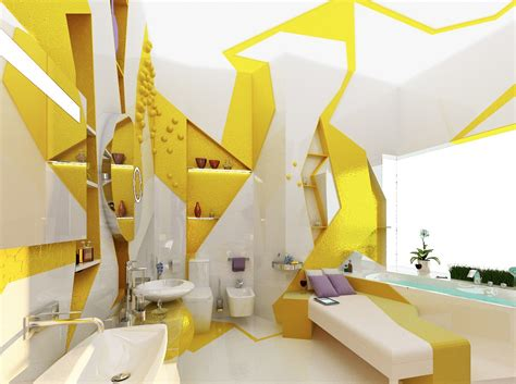 creative home interiors cubism in interior design