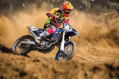 motocross race mxa motocross race test 2018 yamaha yz250f motocross