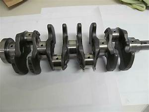 Used Genuine Oem Mitsubishi 4g63 Crank Crankshaft For Evo