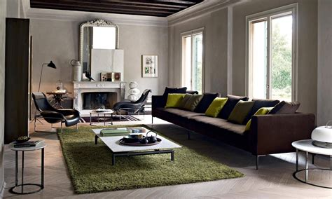 b home interiors modern living room furniture design