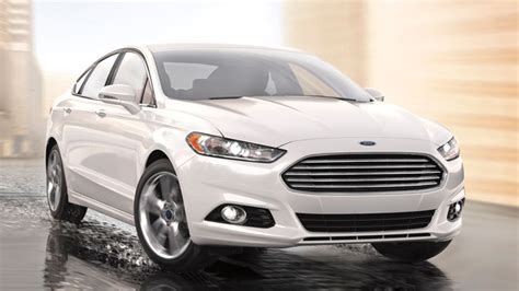 ford fusion adds features ditches manual