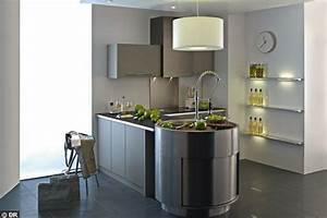 meuble cuisine pas cher et facile maison et mobilier d With meuble cuisine original