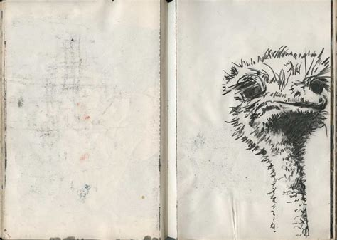 Sketchbook 01   Line Drawings, Mixed Media Sketches and ...
