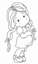 Magnolia Stamps Stamp Colouring Digi Colorear Coloring Coloriage Tiernos Dibujos Disegni Sellos Dessin Boop Betty Digitales Colorare Dibujo Estampe Colorier sketch template