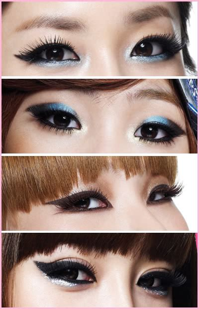 ariska pues blog korean eyes makeup