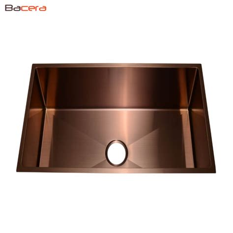 water faucet stainless steel sb1404 copper finish stainless steel sink bacera