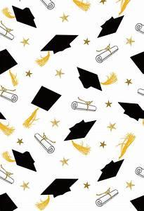 graduation photography backdrop thin vinyl caps
