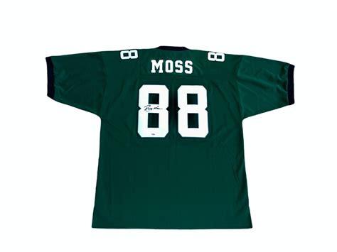 Randy Moss Signed Jersey Psa Dna