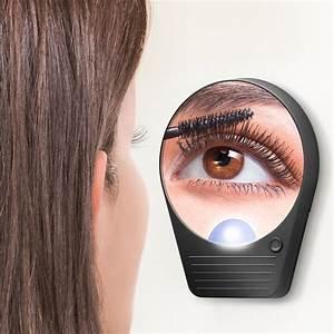 Miroir Grossissant X10 : miroir grossissant garantie produit de 3 ans ~ Carolinahurricanesstore.com Idées de Décoration