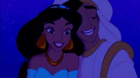 Disney's Aladdin A Whole New World Greek HD YouTube