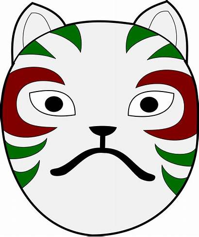 Anbu Mask Yamato Clipart Transparent Kakashi Masquerade