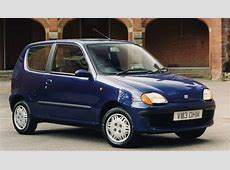 Fiat Seicento Hatchback Review 1998 2004 Parkers