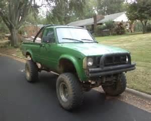1980 Toyota 4x4 Truck