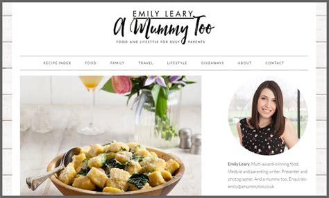Top Ten Food Blogs  Food Ideas