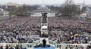 Trump to hang photo of inauguration crowd in front of ...