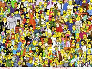 Simpsons Characters images simpsons HD wallpaper and ...