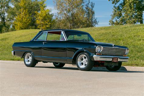 1962 Chevrolet Nova Chevy Ii Pro Touring For Sale #64321