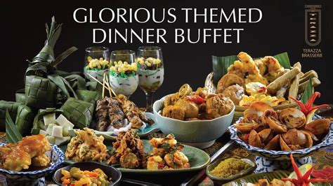buffet dinner  selangor themed dinner  dorsett grand